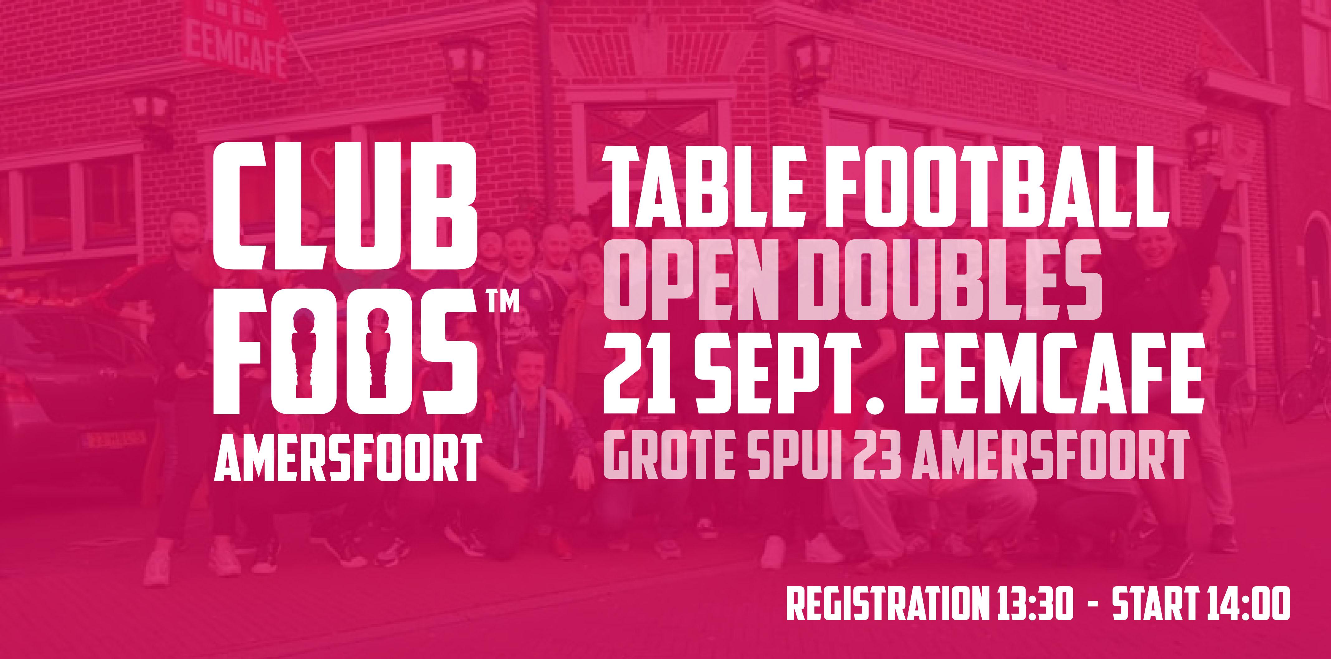 Binnenkort weer 2 NTVB Challenger toernooien:  ClubFoos-Amersfoort en SBZL-Spaubeek