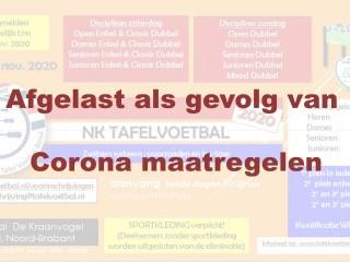 Afgelast - NK 2020 - 21 en 22 november in Eersel!
