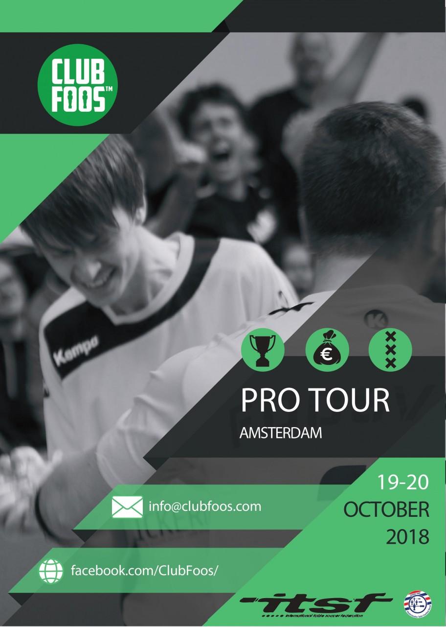 PRO TOUR  - Leonhart  - op 20 oktober in Amsterdam!
