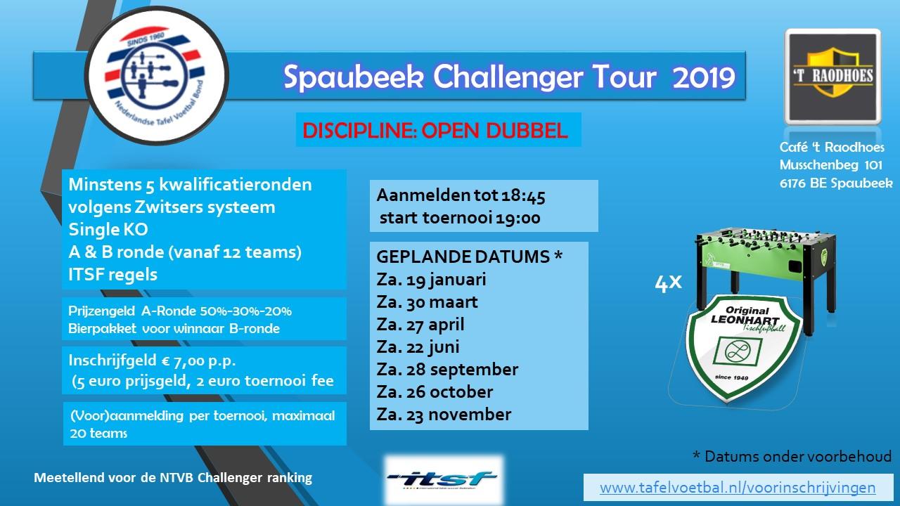 Challenger reeks in Zuid-Limburg!