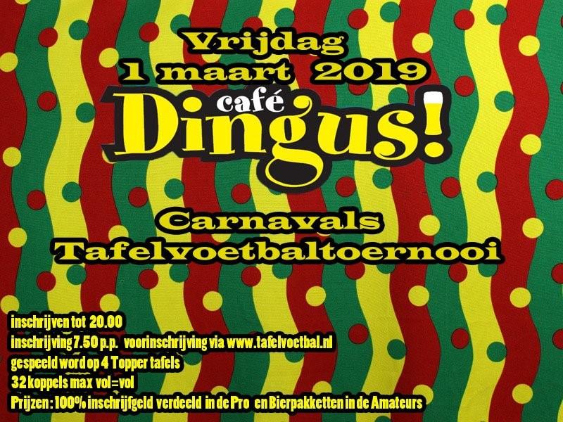 Carnavalstoernooi Dingus